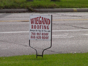 Services Wiegand Roofing